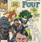 FANTASTIC FOUR ISSUE 292 MARVEL COMICS