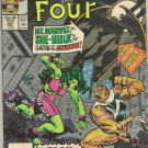 FANTASTIC FOUR ISSUE 321 MARVEL COMICS
