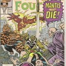 FANTASTIC FOUR ISSUE 324 MARVEL COMICS