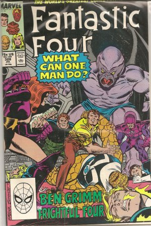 FANTASTIC FOUR ISSUE 328