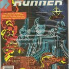 BLADE RUNNER ISSUES ONE AND TWO MARVEL COMICS