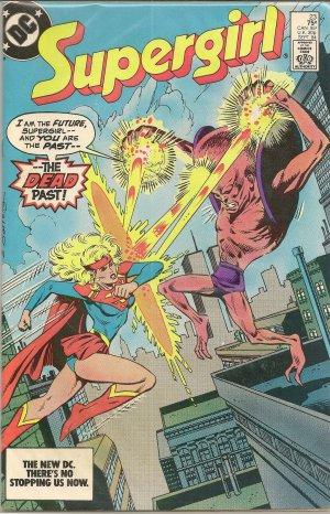 DARING NEW ADVENTURES OF SUPERGIRL ISSUE 23 DC