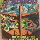 THE AVENGERS ISSUE 210 MARVEL COMICS