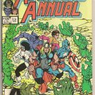 AVENGERS ANNUAL 13 MARVEL COMICS