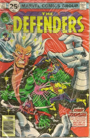 DEFENDERS ISSUE 38