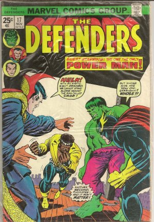 DEFENDERS ISSUE 17
