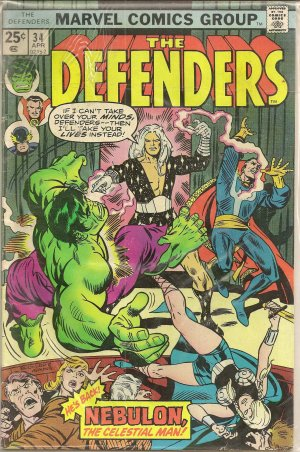 DEFENDERS ISSUE 34