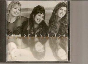 WILSON PHILLIPS SHADOW CD