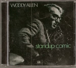 WOODY ALLEN CD STANDUP COMIC