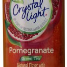 Crystal Light Pomegranate Green Tea Drink Mix 10-Quart Canister (Pack Of 6 Canisters)