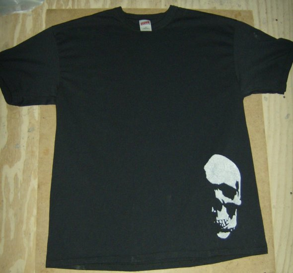 XL Skull shirt