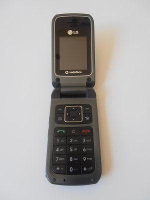 gsm lg / vodafone second hand working