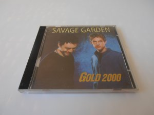 cd music  savage garden