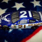 Nascar Collectible car Ricky Rudd #21 (Airforce)