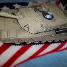 Military Abrams tank