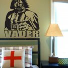Darth Vader Star Wars Vinyl Wall Decal Style Walls Art Design (A0034D)