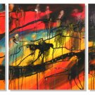 "Modern Abstract oil painting on Canvas ""abstract 408"""