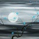 "Modern flower oil painting on Canvas ""tree016"""