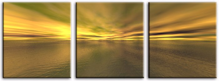 Modern seascape oil paintings on Canvas seascape 052