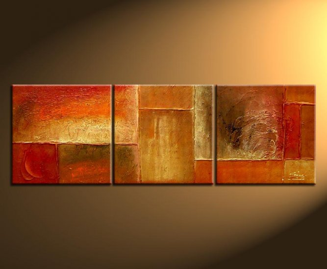 Modern Abstract oil paintings on Canvas abstract  113