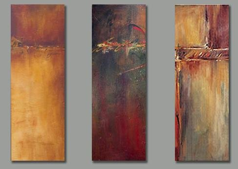 Modern Abstract oil paintings on Canvas Illusion 168