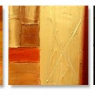 Modern Abstract oil paintings on Canvas Illusion 189
