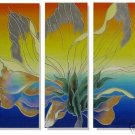 Modern flower oil paintings on Canvas Illusion painting 230