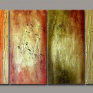 "Modern Abstract oil painting on Canvas ""Illusion 122"""