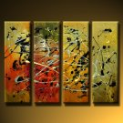"Modern Abstract oil painting on Canvas ""Illusion 423"""