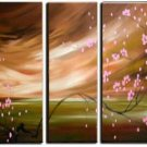 "Dafen Modern flower oil painting on Canvas ""Illusion 247"""