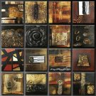 Modern oil painting on Canvas abstract painting set375
