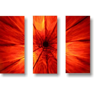 Modern Contemporary oil paintings on Canvas abstract painting set 263