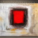 Handmade Art deco Modern abstract oil painting on Canvas set 09148