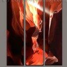 100% handmade Art deco Modern abstract oil paintings on Canvas set10007