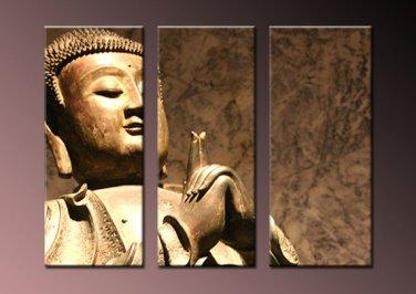 Contemporary zen art Buddha oil painting Buddha016
