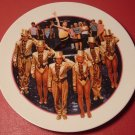 AVON A CHORUS LINE PORCELAIN PLATE IMAGES OF HOLLYWOOD