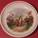 VINTAGE JOHN TRUMBBULL PORCELAIN COLLECTIBLE MINIATURE PLATE