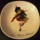 VINTAGE PORCELAIN DANCING GIRL FRAE BONNIE SCOTLAND WEATHERBY  BROWNIE DOWNING