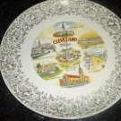 VINTAGE TRAVEL MEMORABILIA DISNEYLAND PORCELAIN PLATE JAPAN 6.5