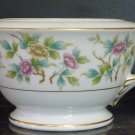 VINTAGE NORITAKE 'M' ROSELACE 5041 ELEGANT FLOWER DESIGN JAPAN SUGAR DISH NO LID