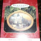 HALLMARK KEEPSAKE ORNAMENTS VICTORIAN CHRISTMAS THOMAS KINKADE