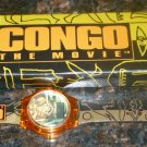 COLLECTIBLE DIGITAL WRISTWATCH WATCH MOVIE CONGO JUNGLE