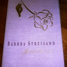 GREAT BARBRA STREIZAND 'JUST FOR THE RECORD' SET 4CD & BOOK IN PINK BOX