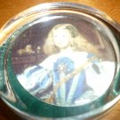 PAPER WEIGHT FROM VIENNA AUSTRIA HISTORICAL MUSEUM VELASQUEZ PORTRAIT INFANTA