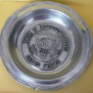 VINTAGE US HOUSE OF REPRESENTATIVE WILTON ARMETALE BOWL DISH