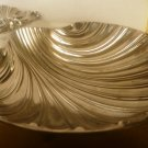 BEAUTIFUL SILVERPLATED SHELL DISH SHEFFIELD DESIGN