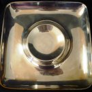 GORGEOUS BRISTOL SILVERPLATE CHIP AND DIP POLISHED TRAY