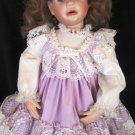 GORGEOUS ANTIQUE FINE PORCELAIN DOLL MUST SEE PICTURES TO APPRECIATE QUALITY