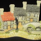 COLLECTABLE DAVID WINTER THE MIDLANDS COLLECTION MINERS ROW COTTAGE 1988-1996