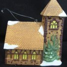 DEPARTMENT 56 DICKENS' HERITAGE VILLAGE SERIES DICKENS' VILLAGE CHURCH ORNAMENT